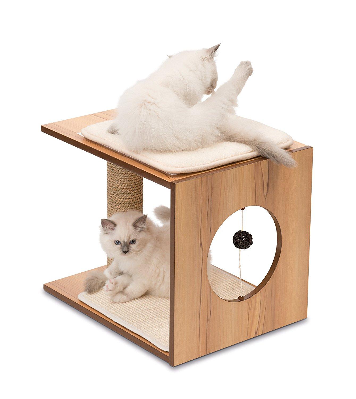 d couvrez les arbres chat vesper paradis des chats. Black Bedroom Furniture Sets. Home Design Ideas